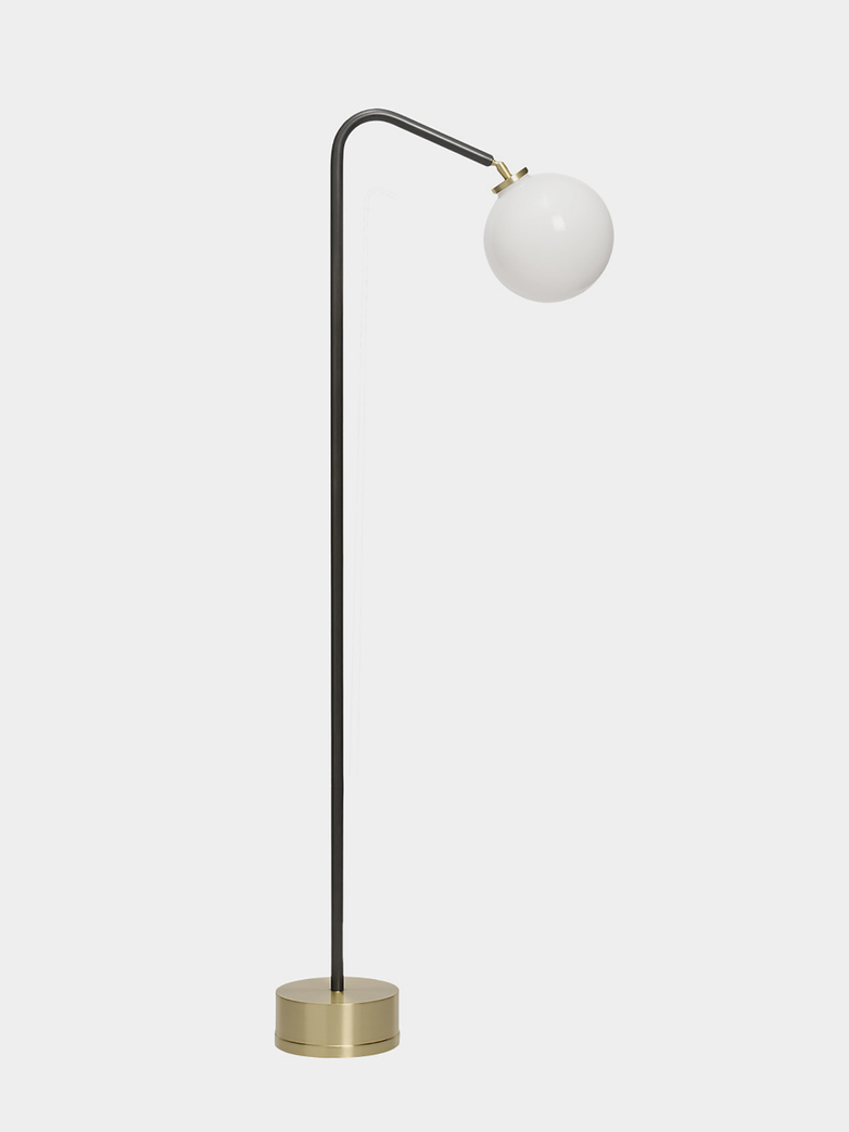 Oscar Floor Lamp - Bronze