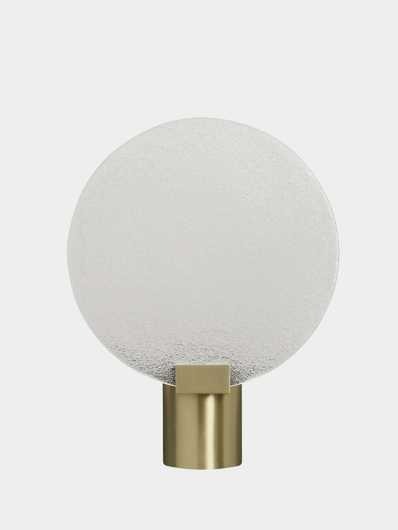 Nimbus Wall Lamp - Satin Brass