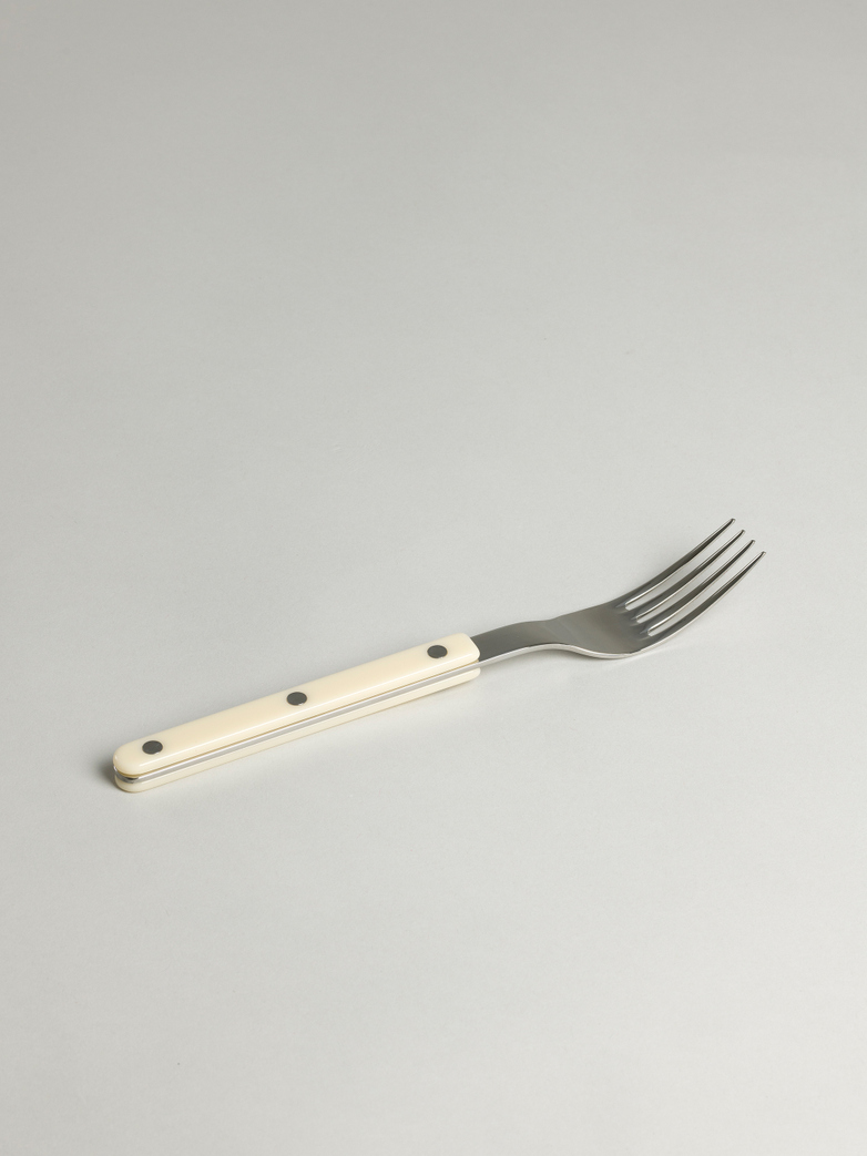 Bistrot Shiny Solid Ivory Cutlery