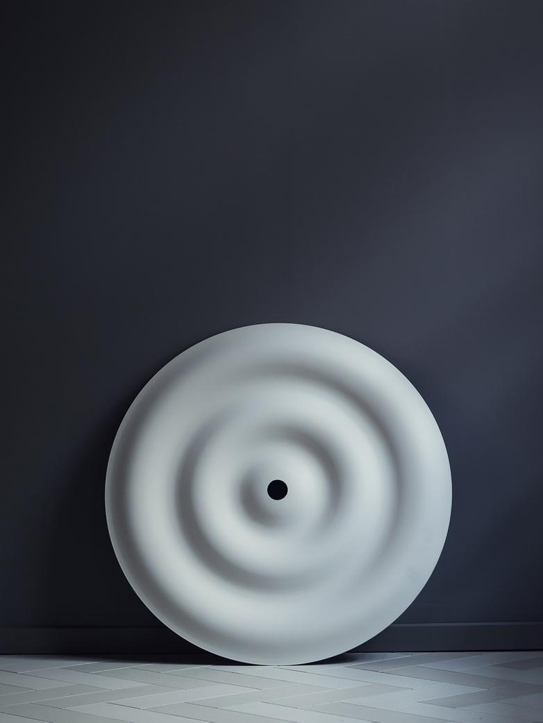 Alma w171 Wall Lamp - Signal White
