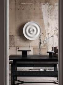 Alma w171 Wall Lamp - Grey White