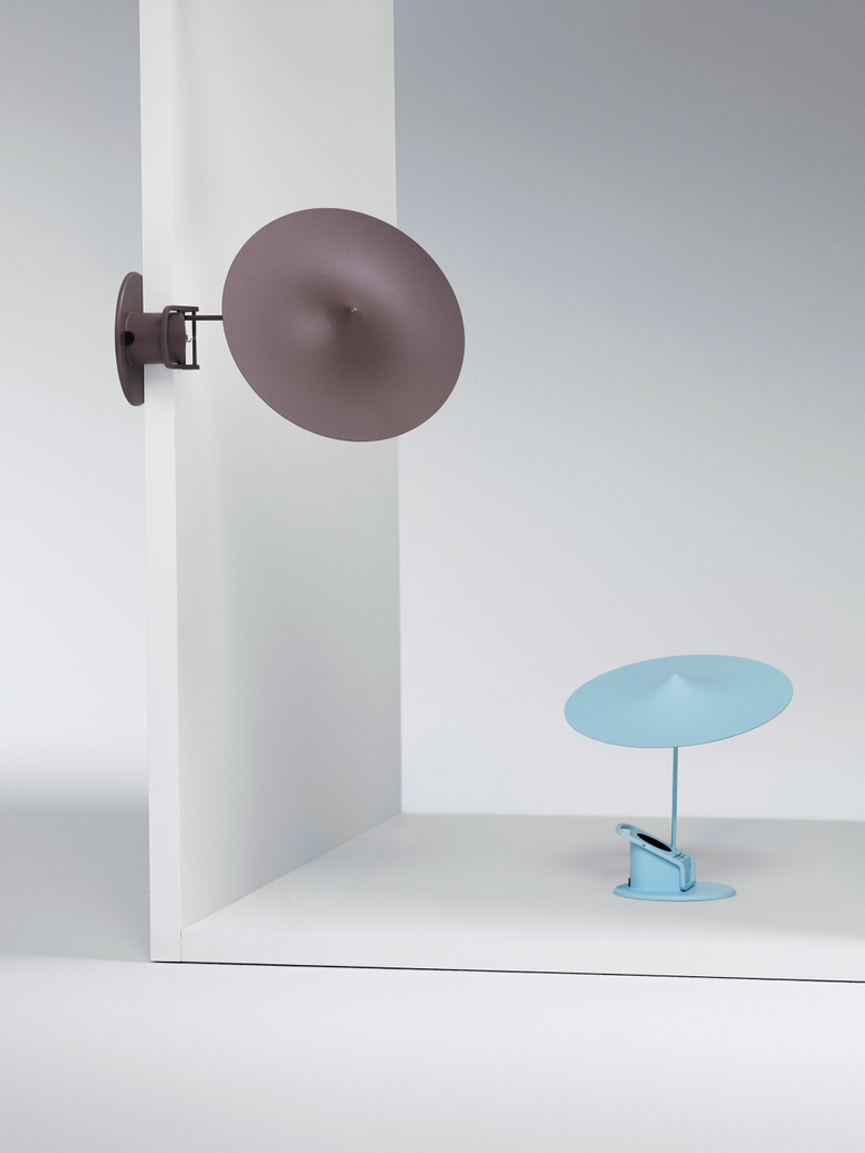 Île w153 Table Lamp - Sky Blue