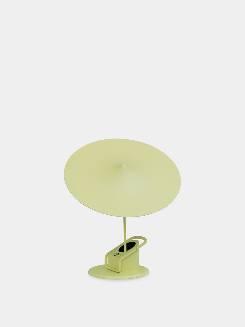 Île w153 Table Lamp - Light Yellow