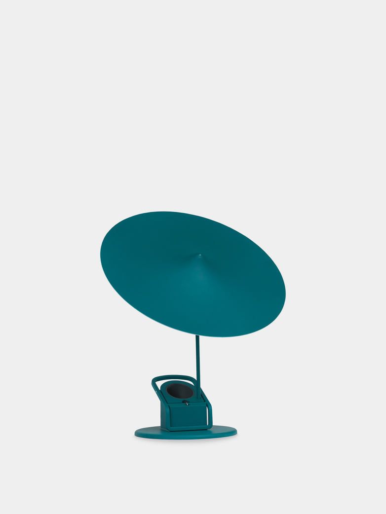 Île w153 Table Lamp - Petrol