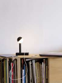 Busby w152 B1 Table Lamp - Black