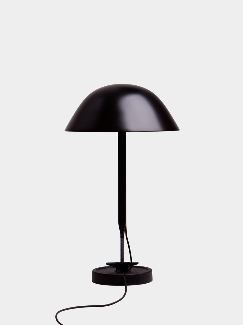 Sempé w103B Table Lamp - Jet Black