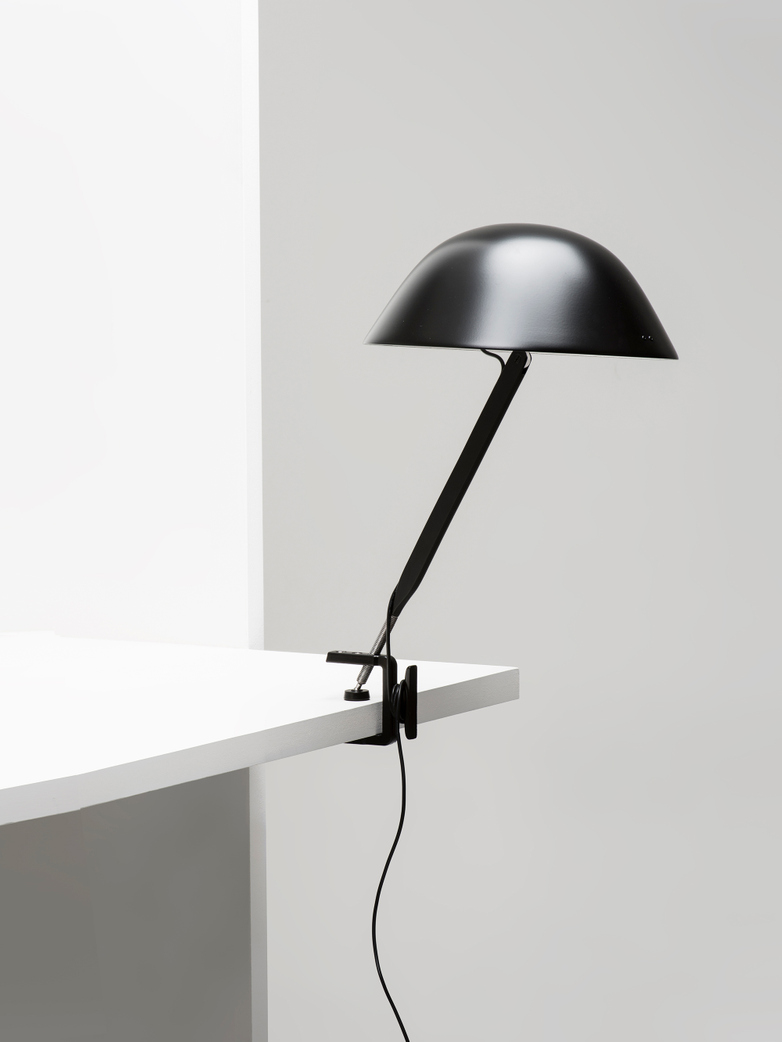 Sempé C Table Lamp - Jet Black