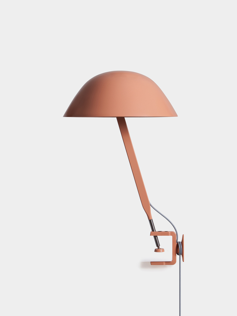 Sempé C Table Lamp - Beige Red