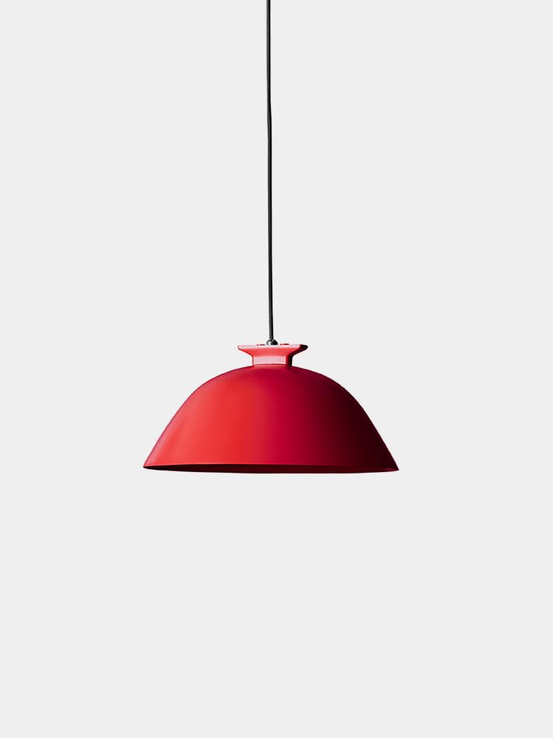 Sempé w103S1 Pendant - Coral Red
