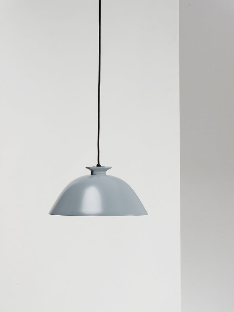Sempé w103S1 Pendant - Silver Grey