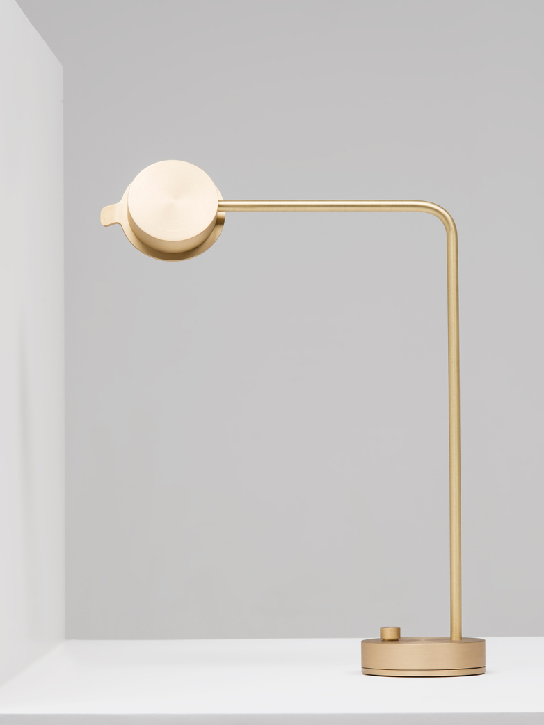 Chipperfield w102 Table Lamp - Solid Brass