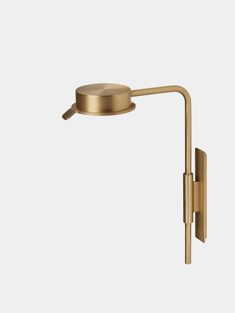 Chipperfield w102 Wall Lamp - Solid Brass