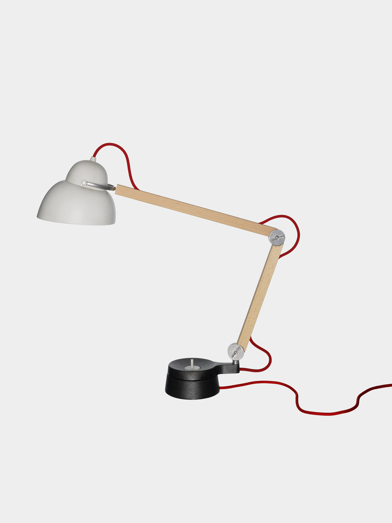 Studioilse w084 Table Lamp - Red