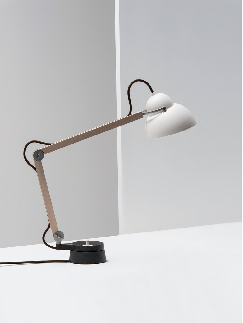 Studioilse w084 Table Lamp - Brown