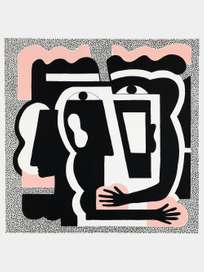 Artilleriet Art Collaboration -  Silent Hug