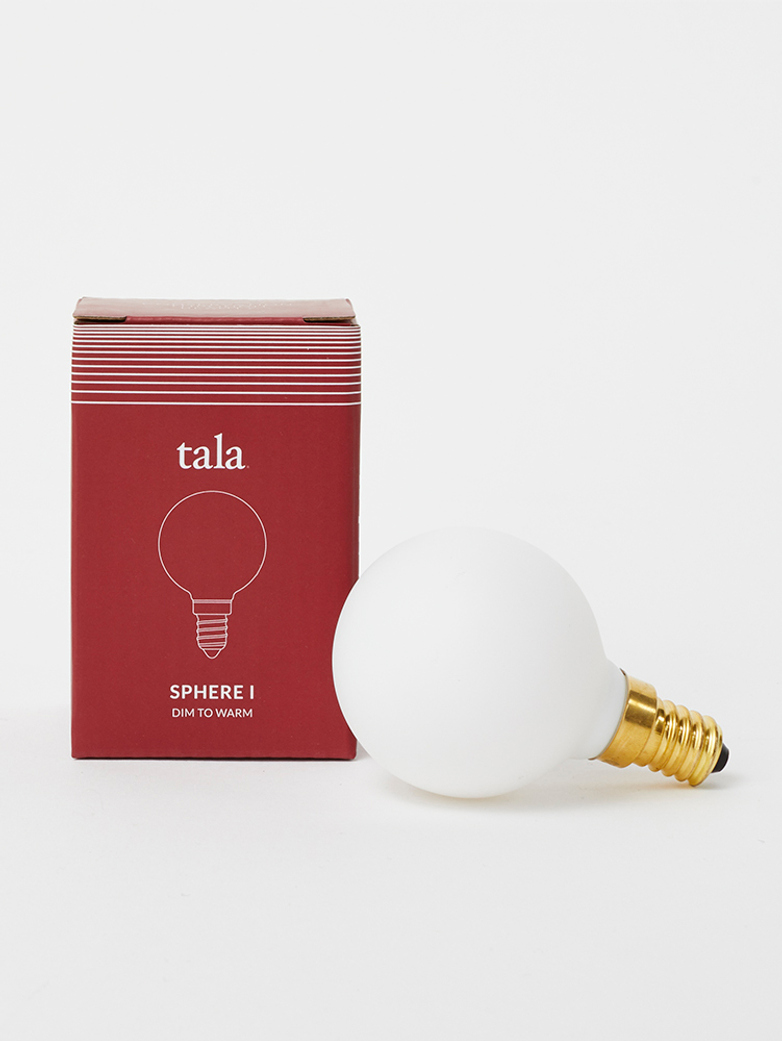 Sphere Bulb I - Dim to warm