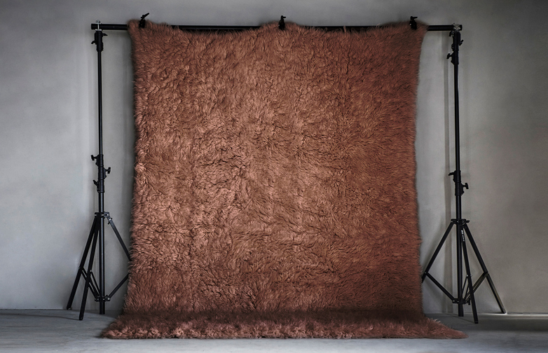 Berger Rug 350 x 450 cm Cocoa