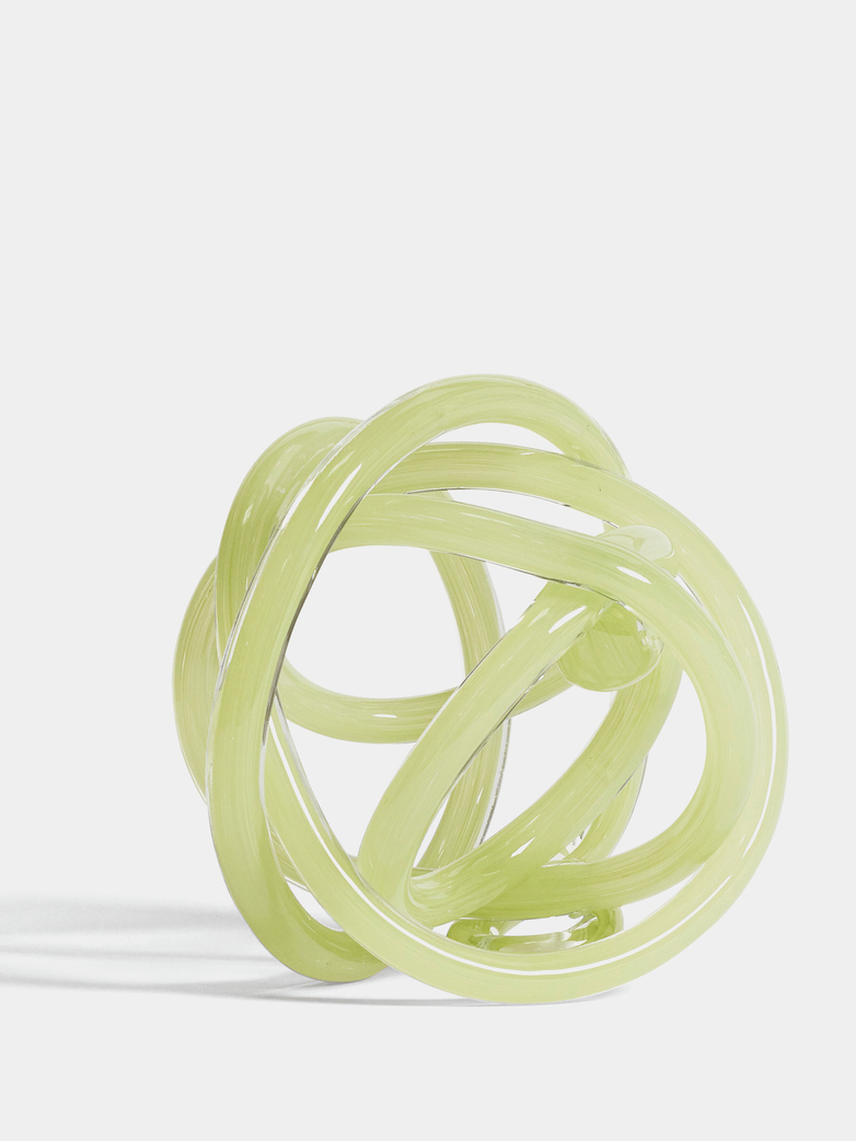 Knot 2 Light Green