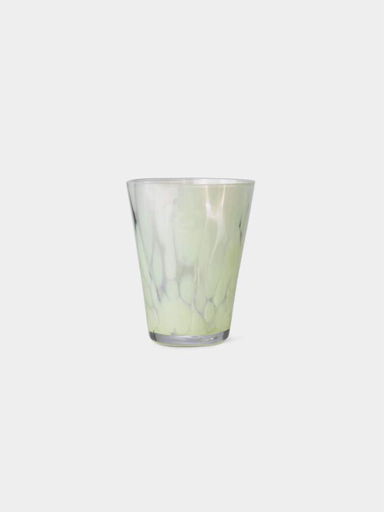 Casca Glass - Fog Green