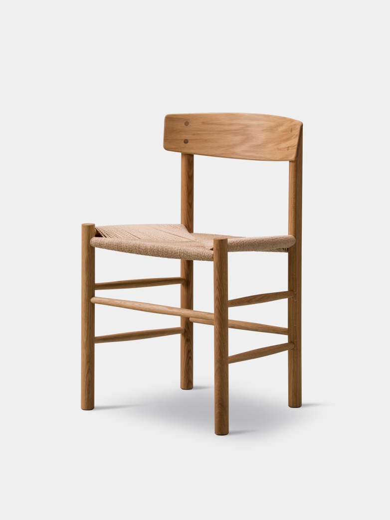 J39 Chair – Oiled Oak – Natur