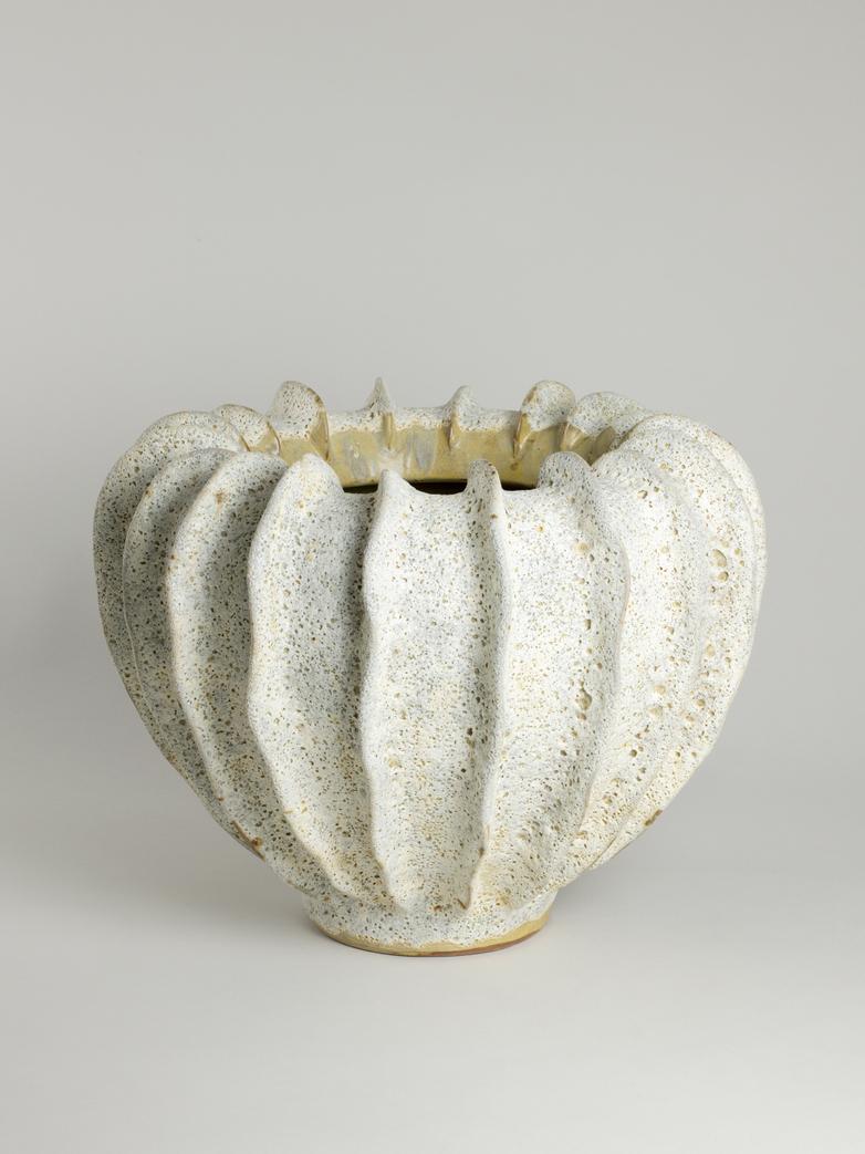 Moss Vase White - Large