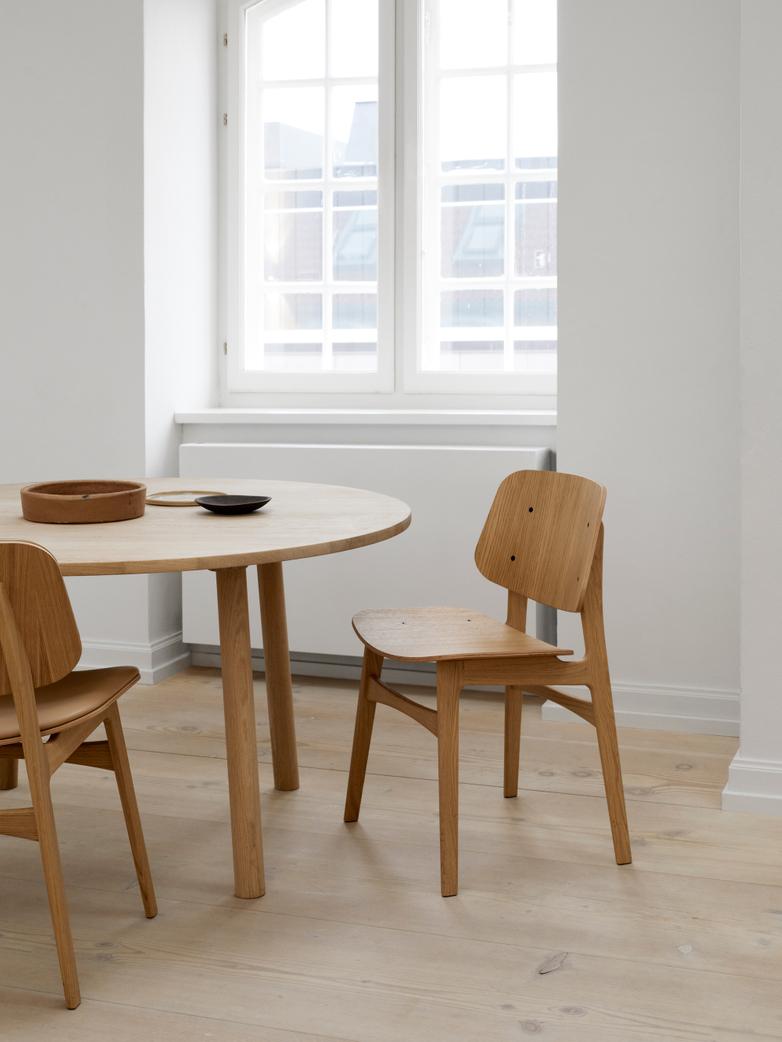 Søborg Wood Base - Oiled Oak