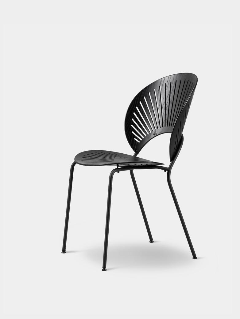 Trinidad Chair - Ash Black/Black