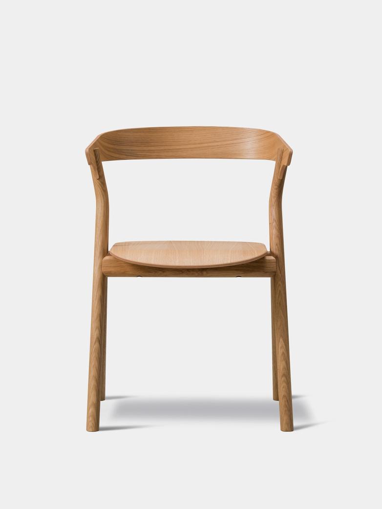 Yksi Chair - Oiled Oak