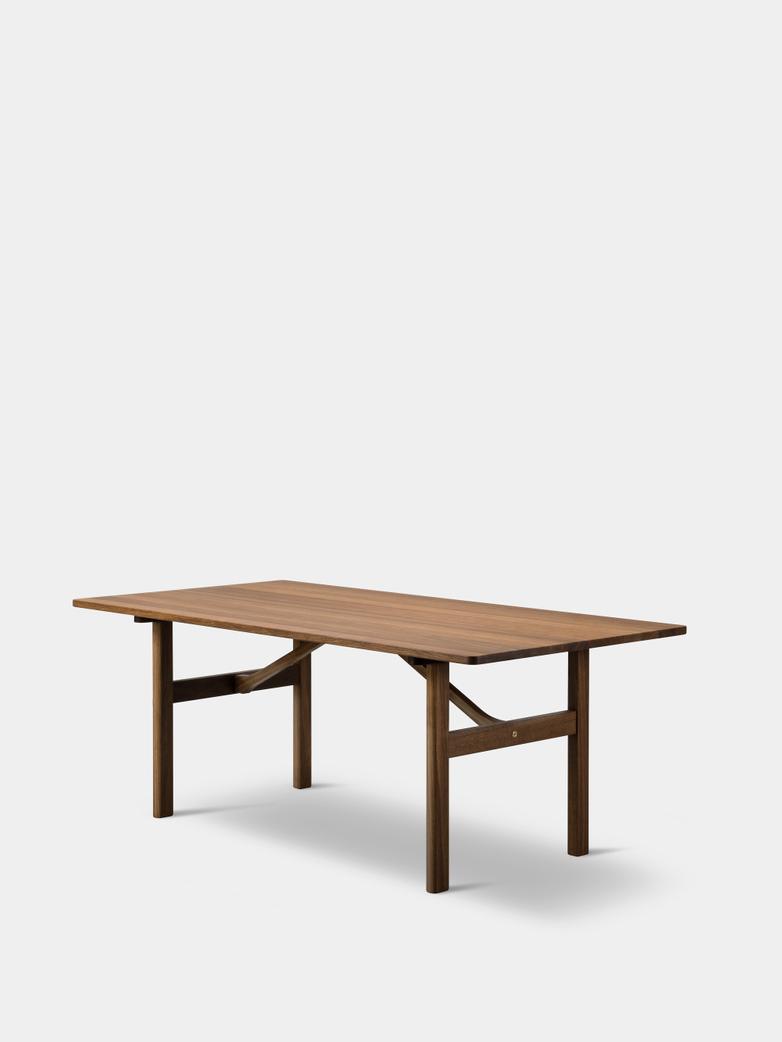 Mogensen 6284 Table - Smoked Oak
