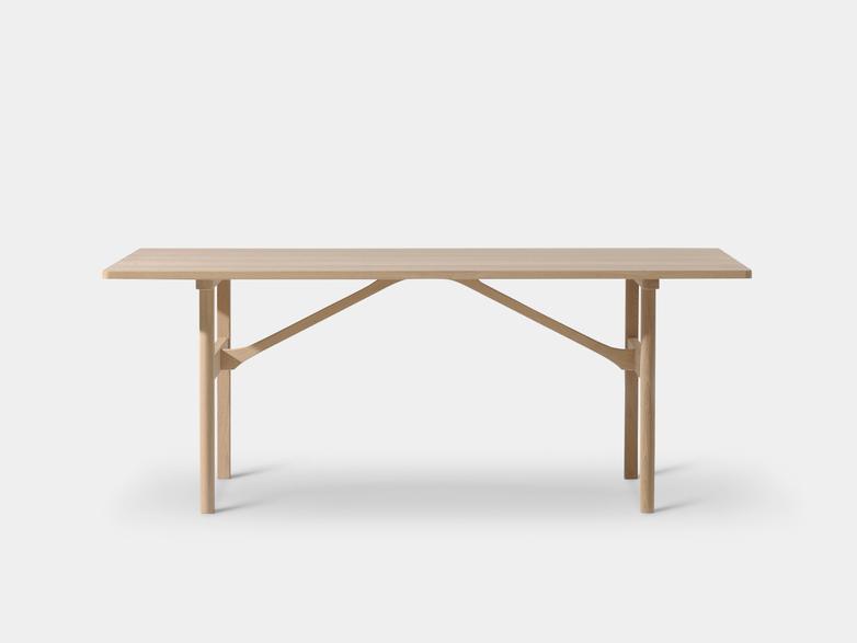 Mogensen 6284 Table - Soaped Oak