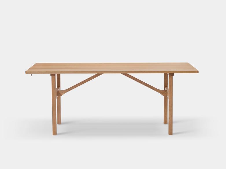 Mogensen 6284 Table - Oiled Oak