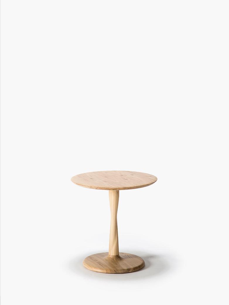 Torison Side Table – Oak