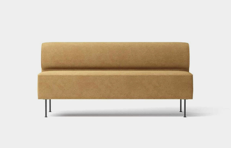 Eave Dining Sofa - 165 - Moss 022