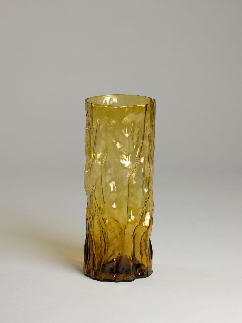 Trunk Vase – Amber