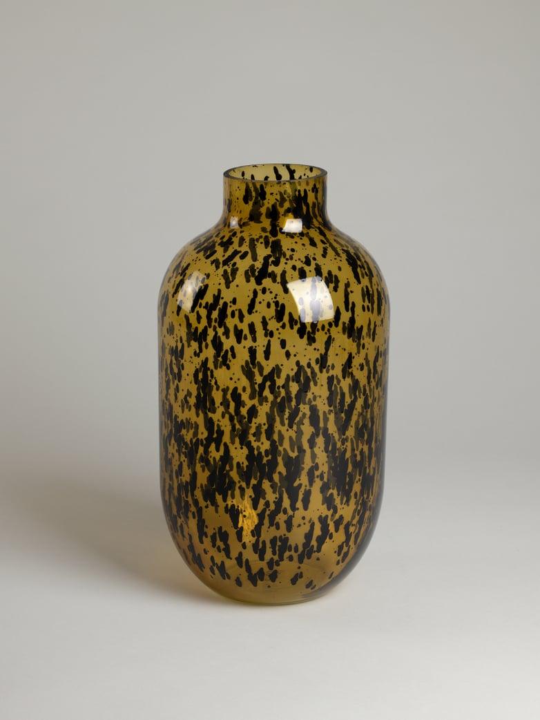 Leopard Speckle Vase