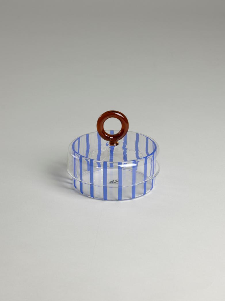 Circus Jar – Blue
