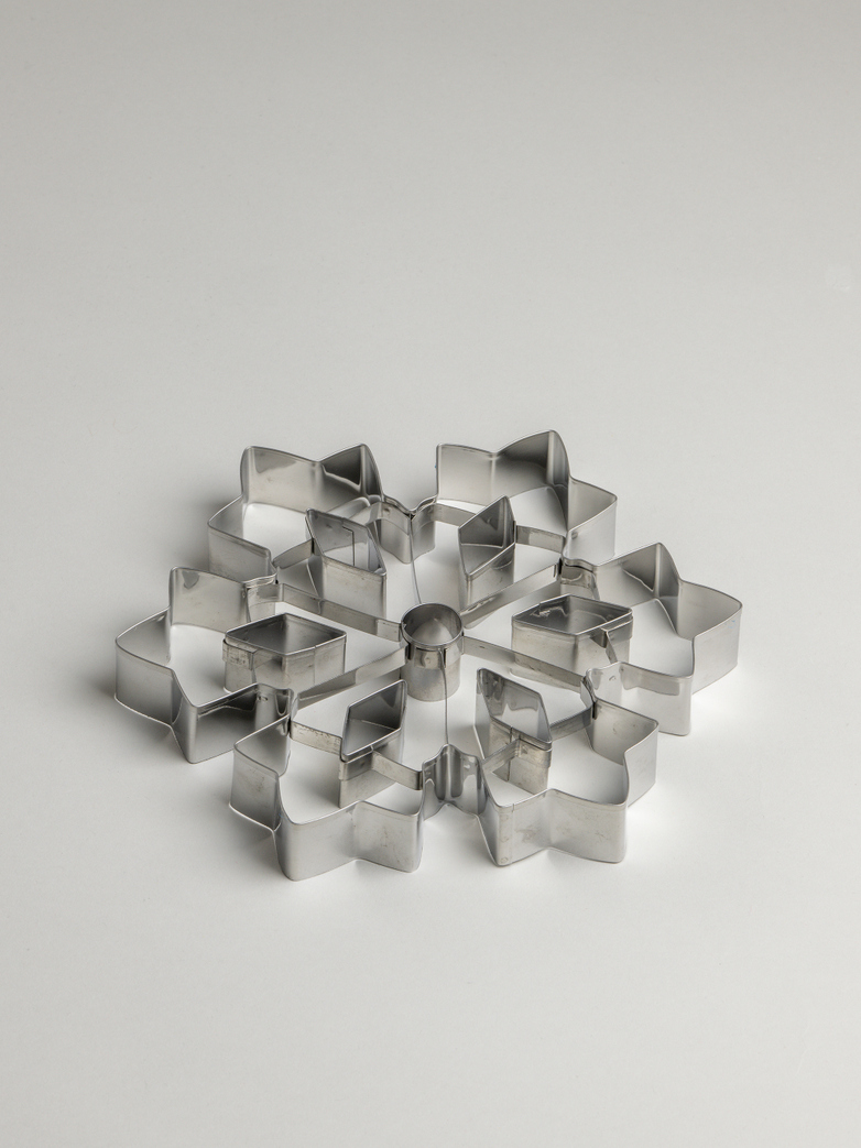 Ornate Snowflake Cookie Cutter