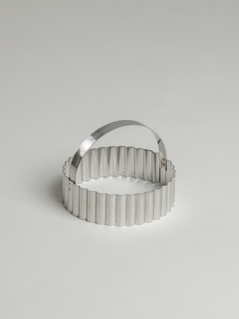 Round Fluted Cookie Cutter