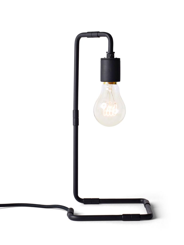 Reade lamp bordslampa, design Søren Rose. Med inspiration