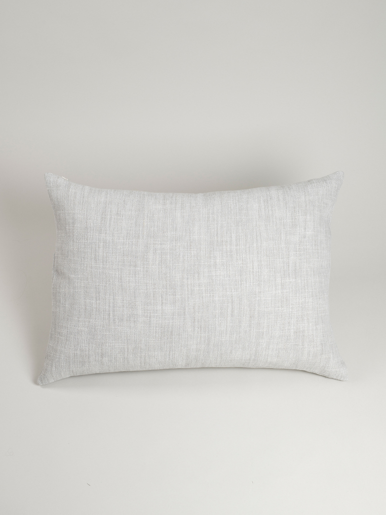 Astrid Cushion 50x70 - Light Grey