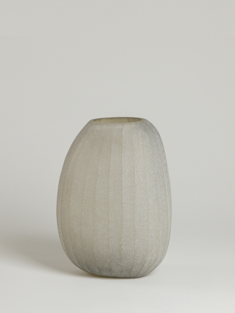 Organic Vase – Sand