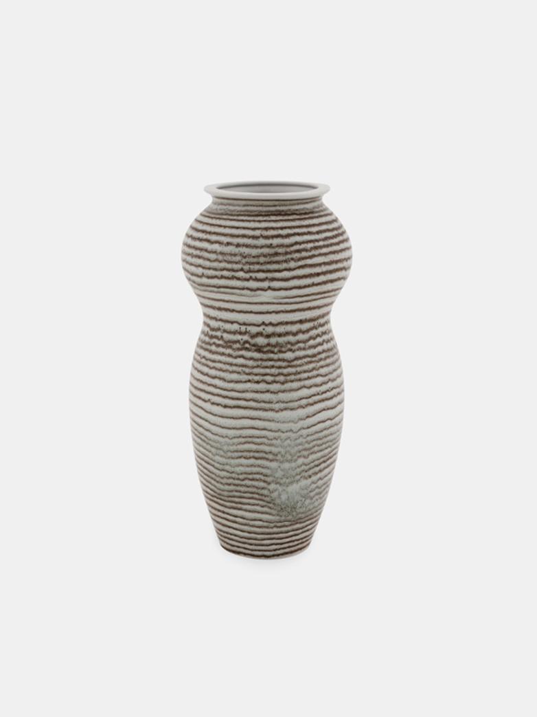 Lola Stripe Vase
