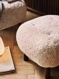 Little Petra VB1 incl pouf - Moonlight Walnut