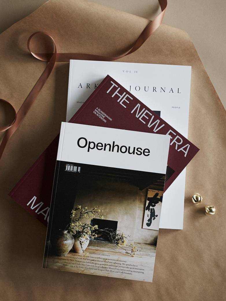 Interior Magazine - Gift Set