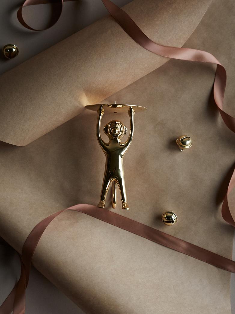 Monki Candle Holder - Gift