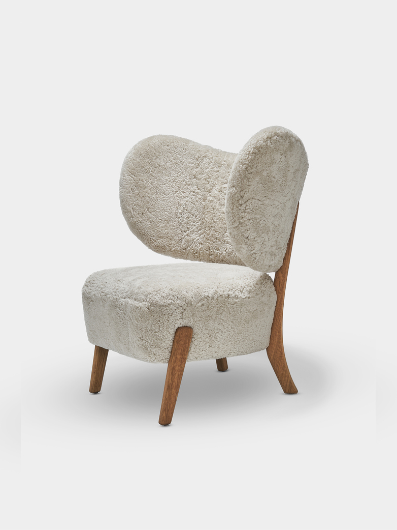 TMBO Lounge Chair - Sheepskin