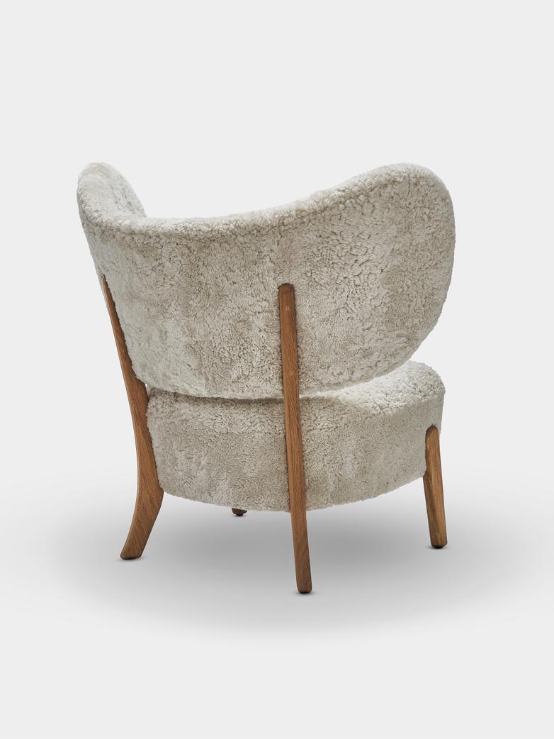TMBO Lounge Chair - Sheepskin