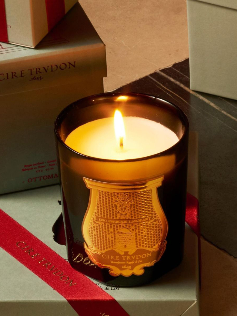 Classic Scented Candle - Cyrnos