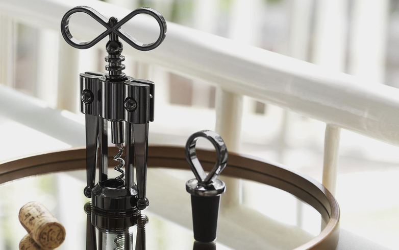 Porter Corkscrew – Black