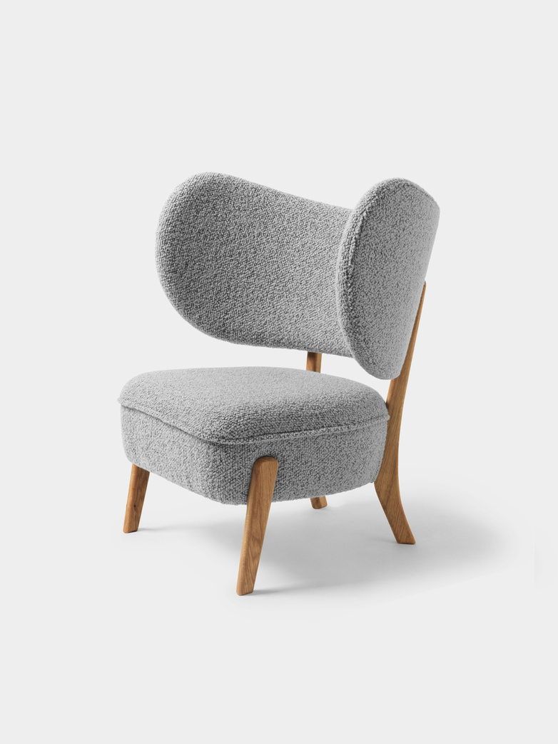 TMBO Lounge Chair - Bute/Storr Pebble